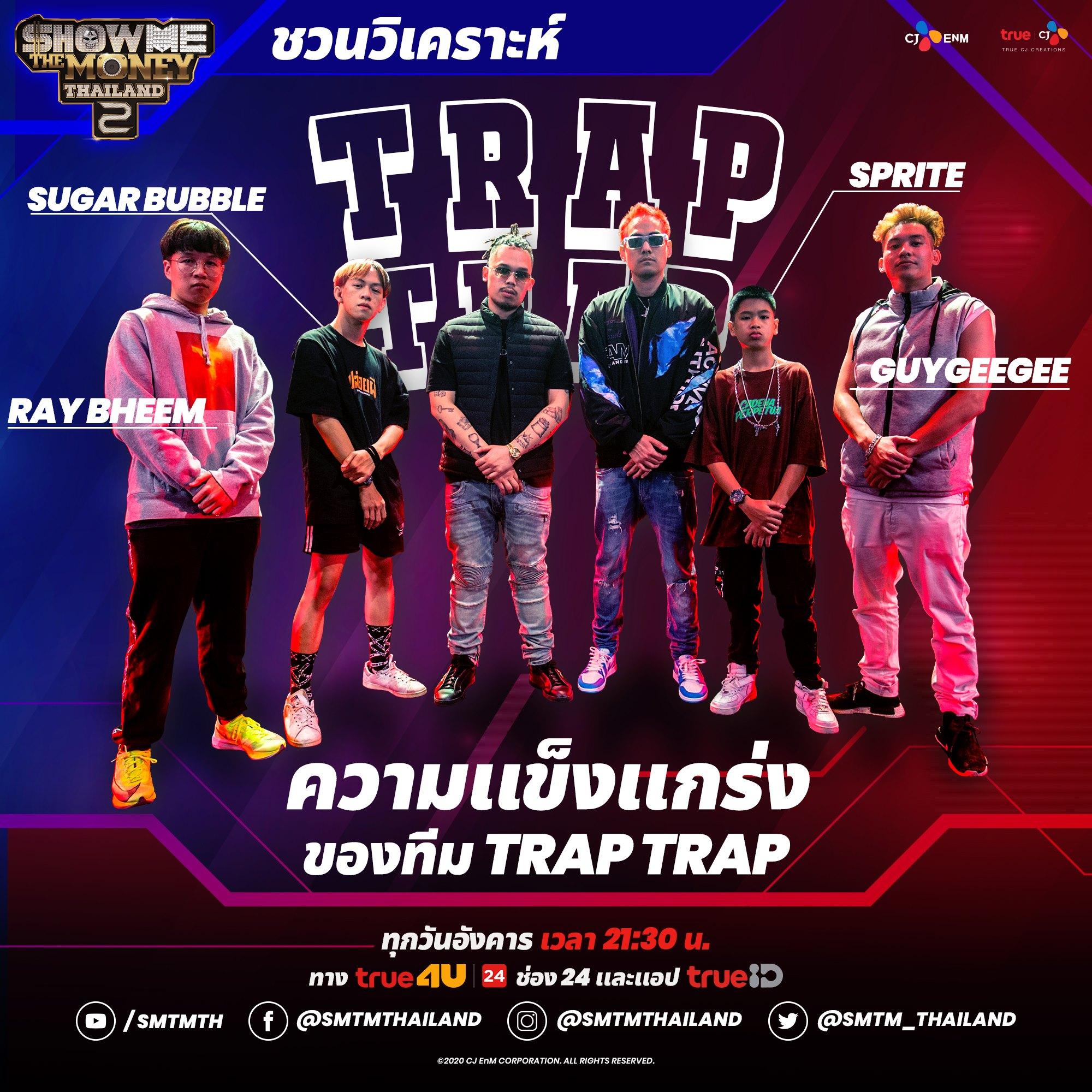 ชวนวิเคราะห์ความแข็งเกร่งของ TRAP TRAP
