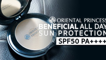 [REVIEW] แป้งพัฟกันแดดสุดสตรองจาก Oriental Princess (Beneficial All Day Sun Protection Foundation Po