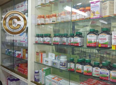 Muzica in farmacii