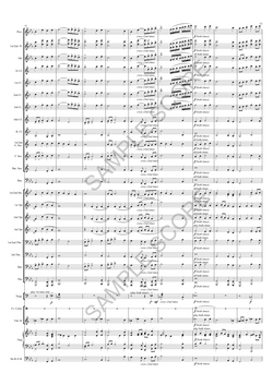 Armistice Hymn - Ex Scr Page 11