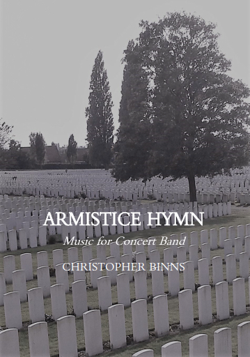 Armistice Hymn - Cover Page