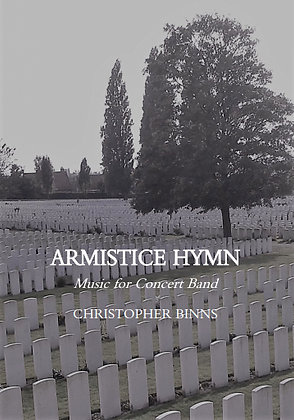 Armistice Hymn (Digital PDF Copy)