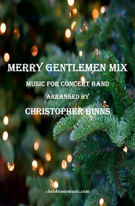 Merry Gentlemen Mix (Digital PDF Copy)