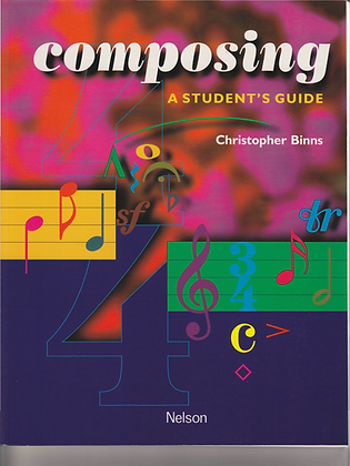 Composing: A Student's Guide