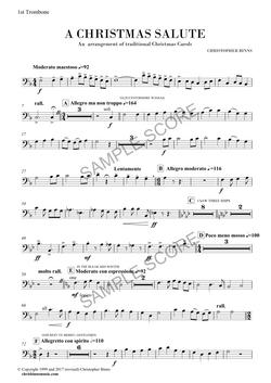 A Christmas Salute - 1st Trom