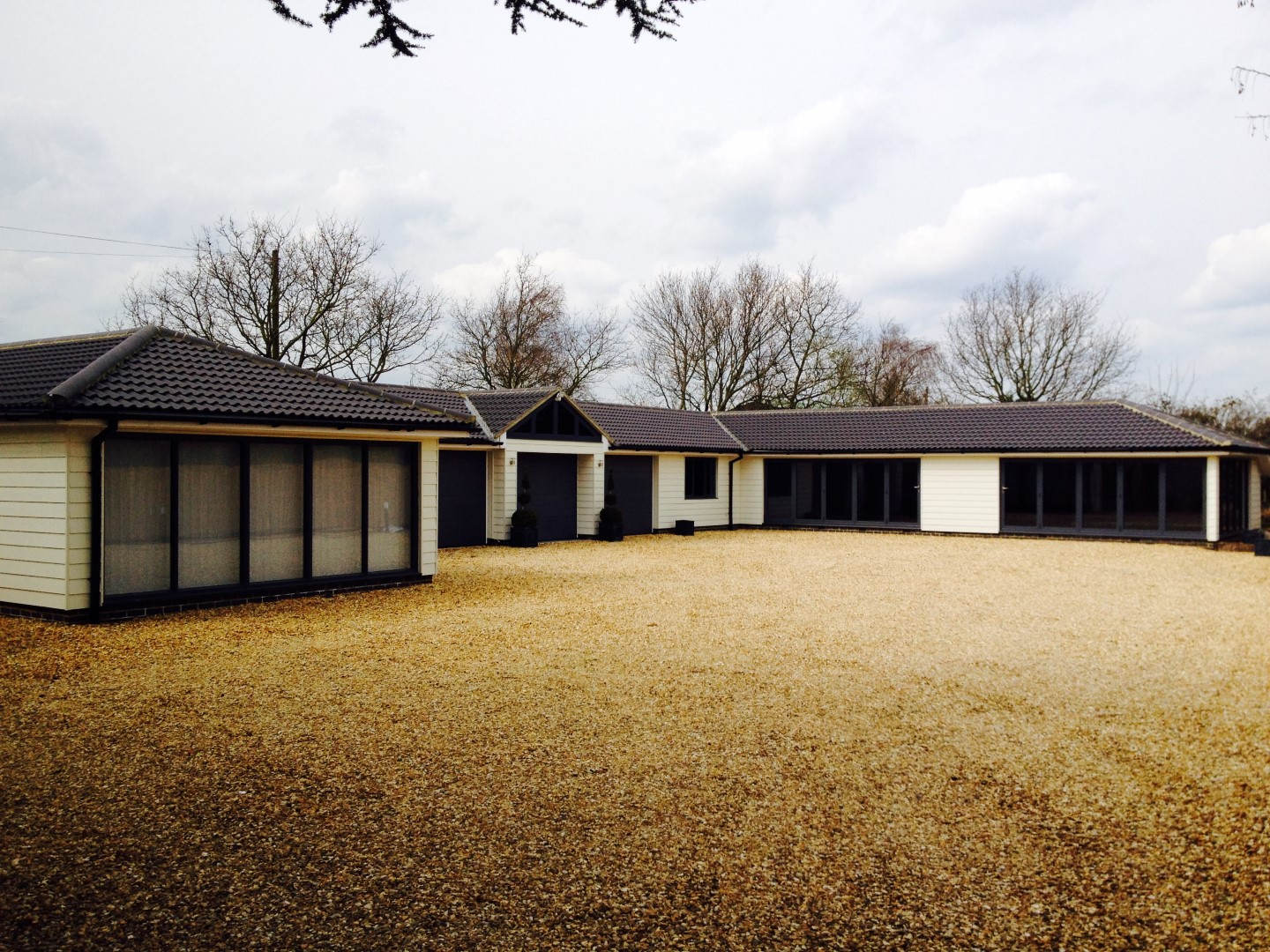 Single Storey Detatched Building, Cambridgeshire