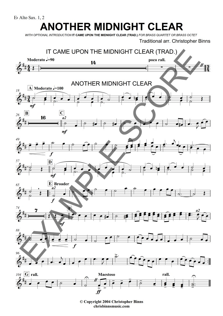 Another Midnight Clear - Alto Sax 1 & 2.jpg