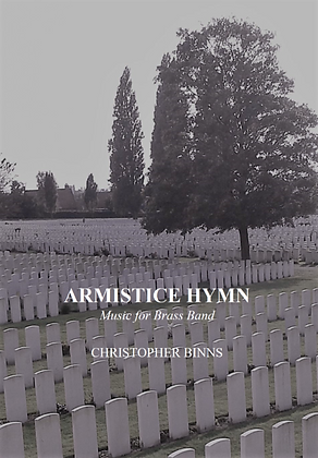 Armistice Hymn [Brass Band] (Digital PDF Copy)