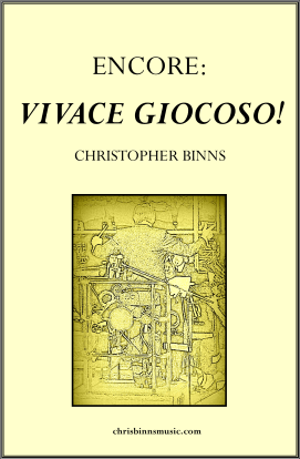 Encore: Vivace Giocoso! (Digital PDF Copy)