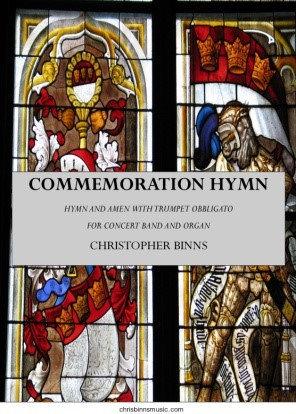 Commemoration Hymn (Digital PDF Copy)