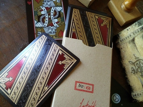 CRAFT edition: Fable playing cards