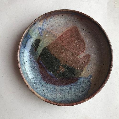 M Galaxy Pour Plate Bowl
