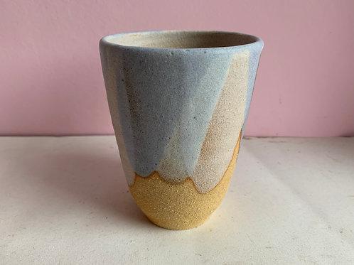 Large Pastel Pour Cup