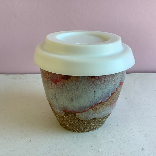M travel cup