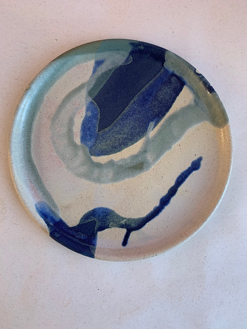 Seaweed Splash Plate