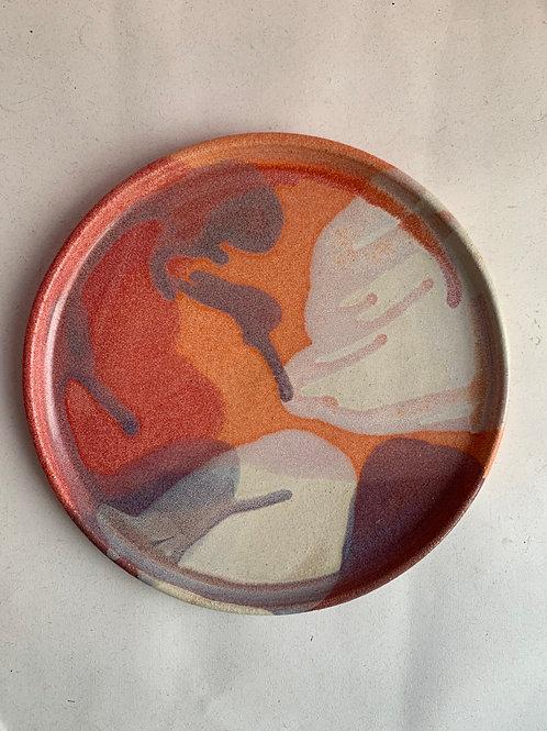 L Confetti Plate