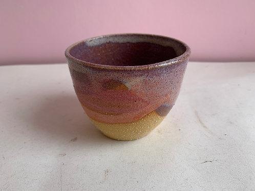 Sandy Confetti Coffee Cup