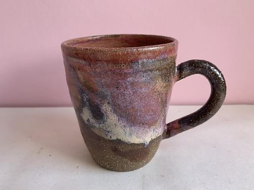 Galaxy splash mug