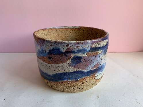 M Recycled Galaxy Planter