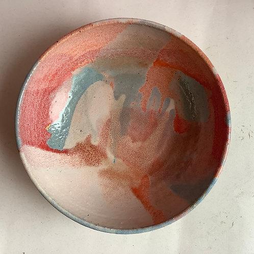 Large Colourful Bowl