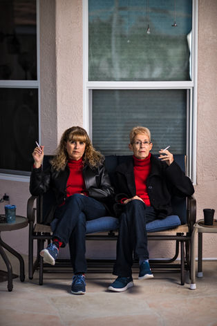 Traci and Nancy