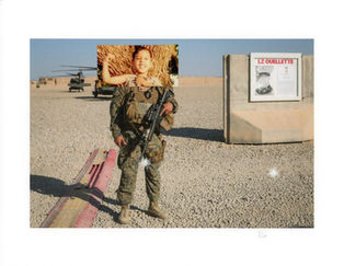 U.S. Marine Corps Sergeant Victor Mancilla, 2001/2019
