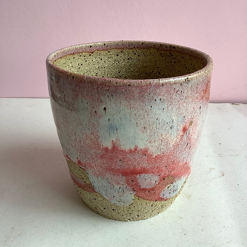 Medium Strawberry Swirl Planter