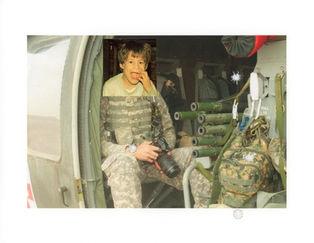U.S. Air Force Senior Airman Chad Trujillo, 1986/2009