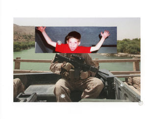 U.S. Marine Corps Corporal Matthew Troyer, 1995/2010