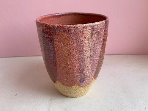 Sunset Petal Cup