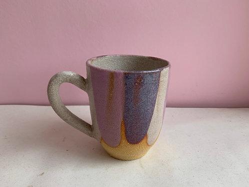 Lilac Petal Mug