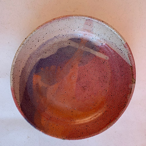 M Recycled Colourful Splash Bowl Plate