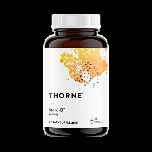 Thorne Sacro-B 60 ct
