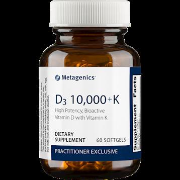Metagenics- Vitamin D3 10,000+K
