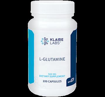 Klaire Labs-  L-Glutamine 500 mg
