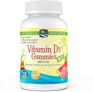 Nordic Vitamin D3 Kids Gummies