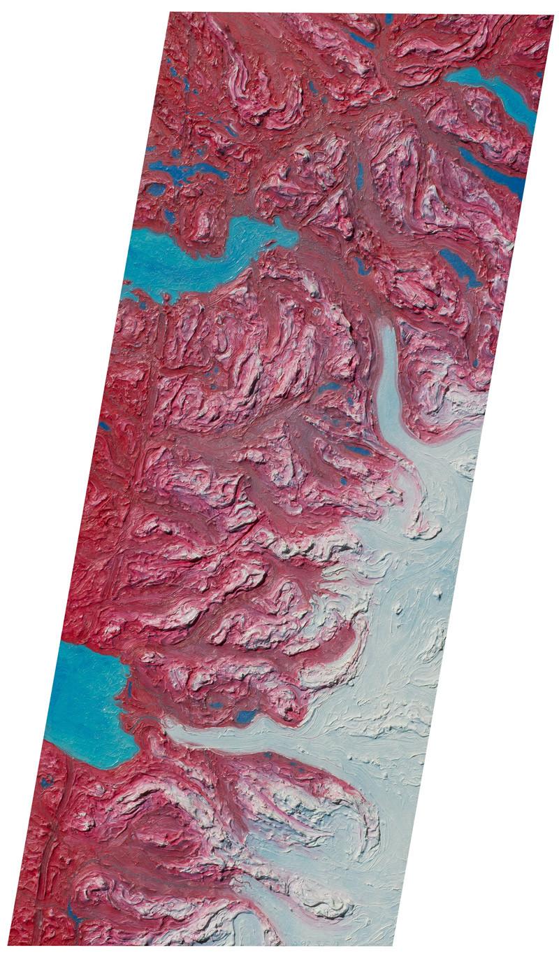 Harding Ice Field, Kenai Peninsula