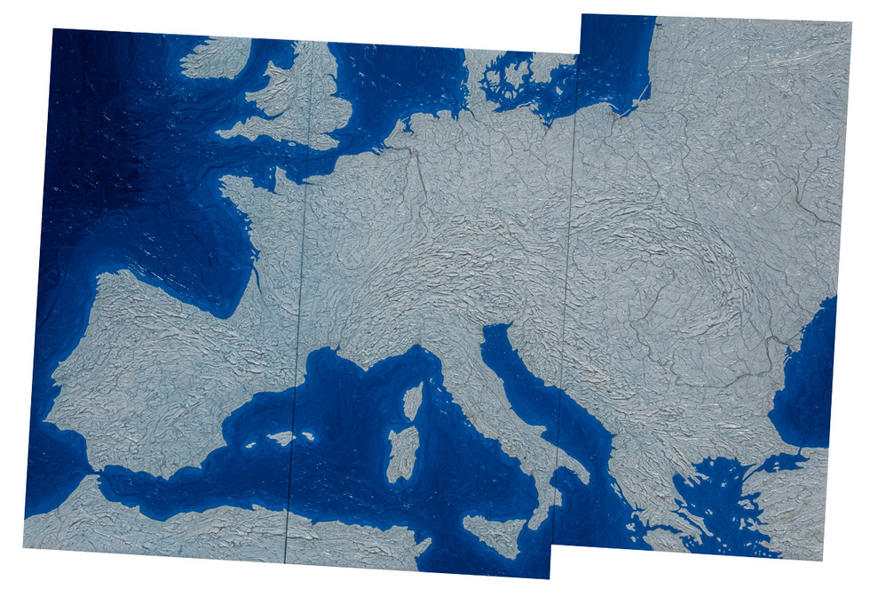 Most of Europe 2012