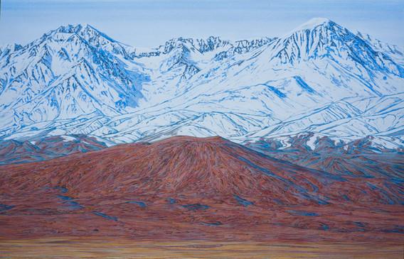 Owen's Valley Cone, Eastern Sierra Nevada