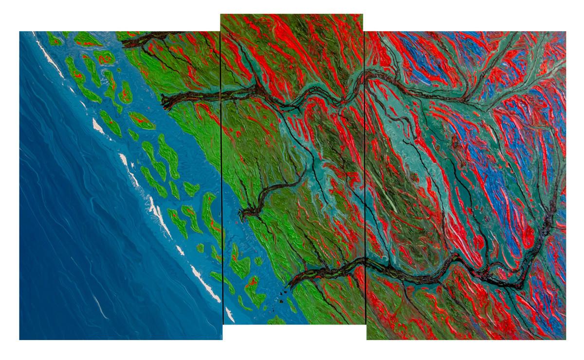 Assembling Alashka 2018 Big Terranes Big Rivers