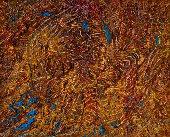 Drenthe in Drab Van Gogh Colors
