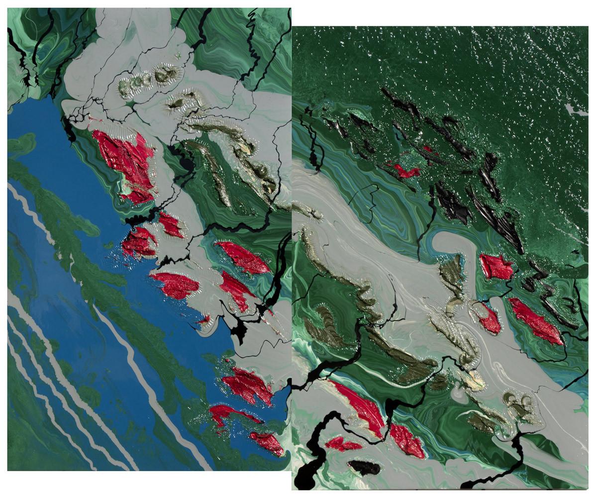 Assembling Alashka 2017 Coastal Terranes and Plankton Blooms