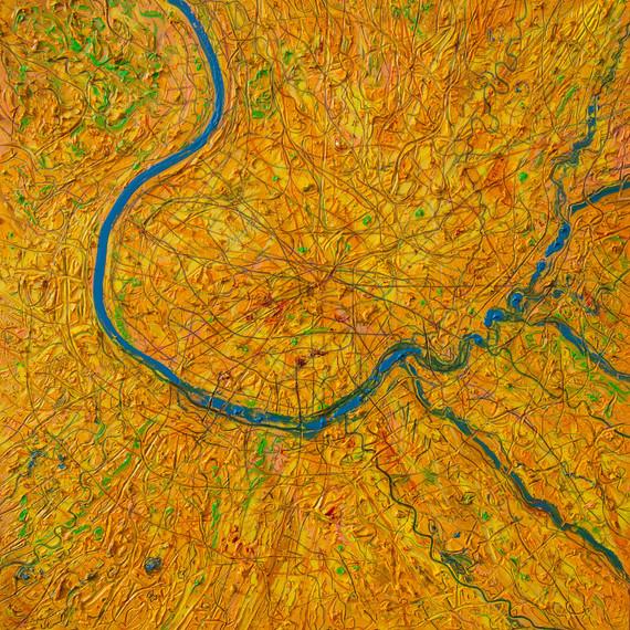 Vincent Van Gogh in Paris 1866