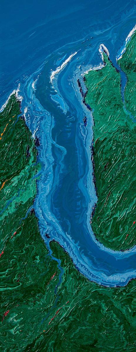 Malachite River Somewhere in Northern California 2019 #2