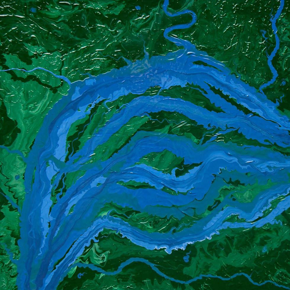 Kvichak River Braids 2019