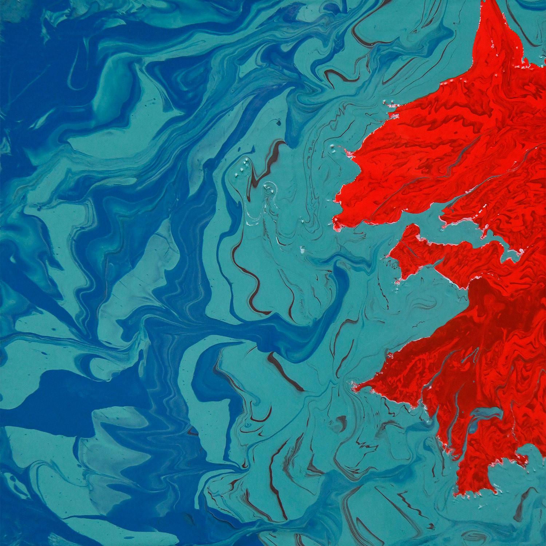 Turquoise Iroise Sea 2020