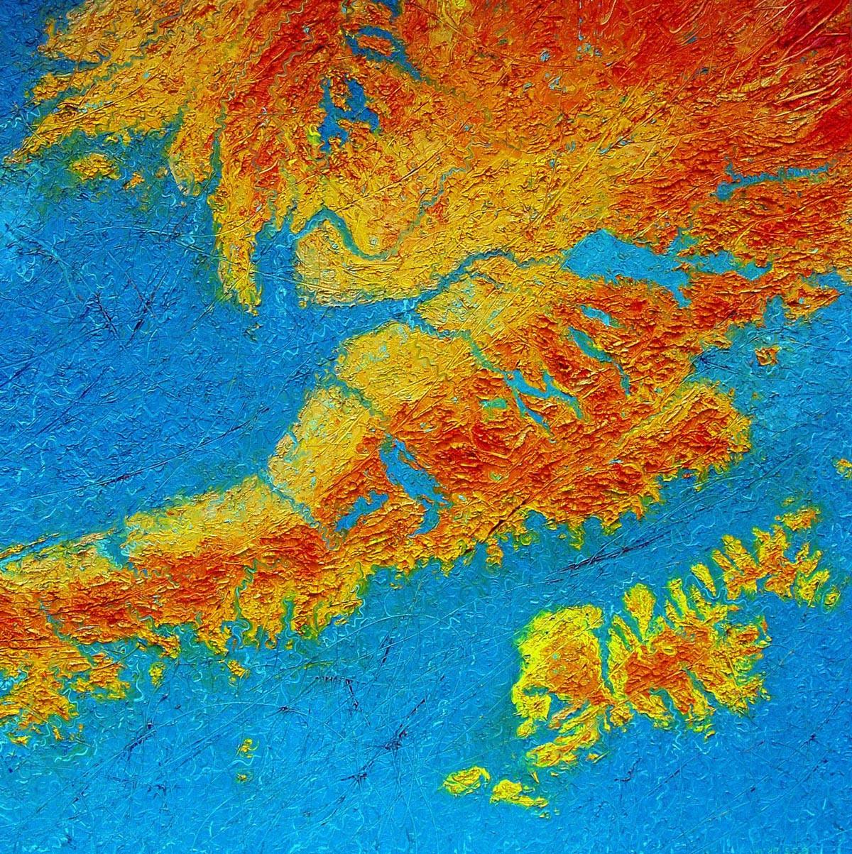 Alaska Peninsula 1989