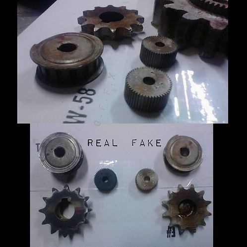 Small cogs