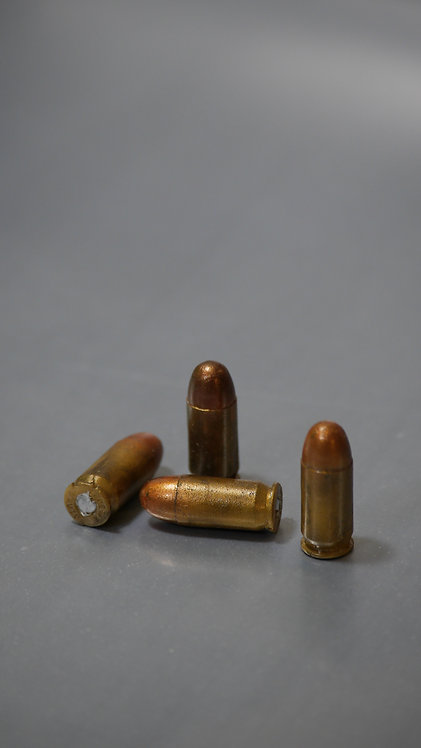 Prop bullets