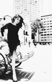 Saigon Corner Fashion Shoot